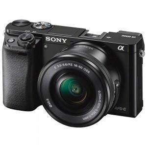 Sony ILCE-6000 Alpha A6000 Kit 16-50 Black