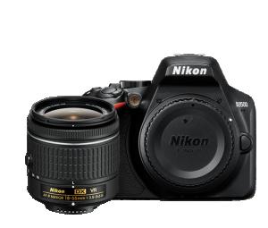 Nikon D3500 Kit AF-P DX 18-55mm VR