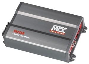 MTX TX2450 Amplifier