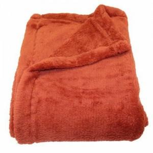 Woven Workz - Bobbi Pomegranate Blanket 127x178cm (875740003778)